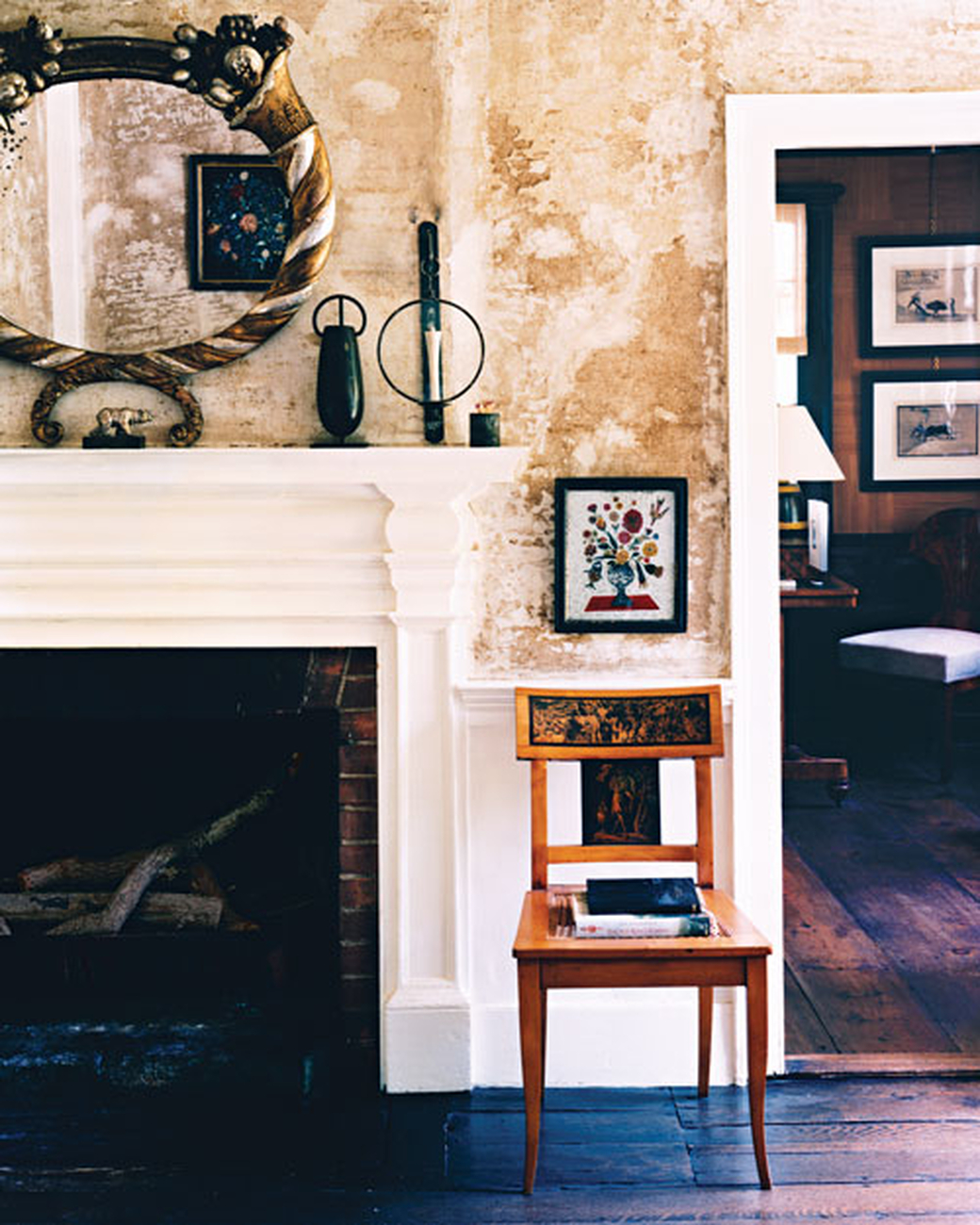 Decor inspiration country cottage chic by angus wilkie for Country home and hearth