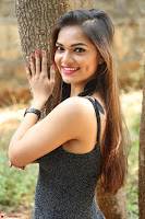 Aswini in lovely Deep Neck Sleeveless Black Dress Spicy Pics ~  Exclusive 55.JPG
