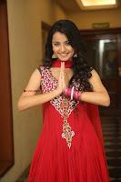 Mahima in super cute Red Sleeveless ~  Exclusive 32.JPG