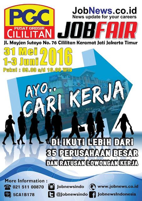 Job Fair Jakarta JobNews Indonesia