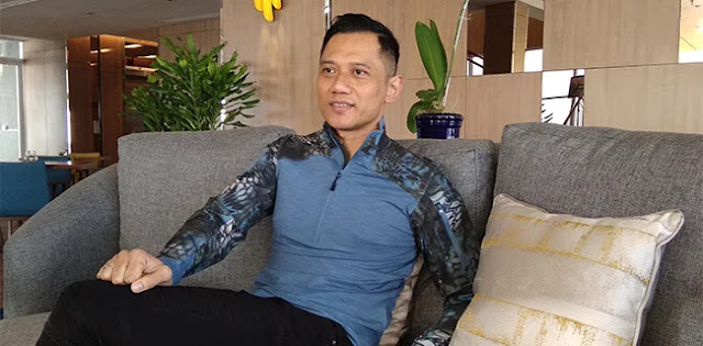 AHY: Ancaman Wiranto Enggak Pas