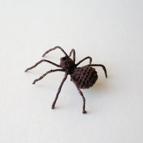 Häkelblog Täglich Neue Anleitungen Spinne Häkelanleitung