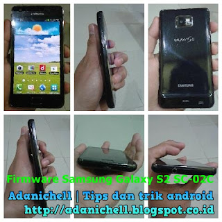 Firmware Samsung Galaxy S2 SC-02C