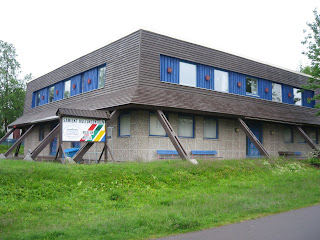 Samegården - kulturcenter og hotel i Kiruna