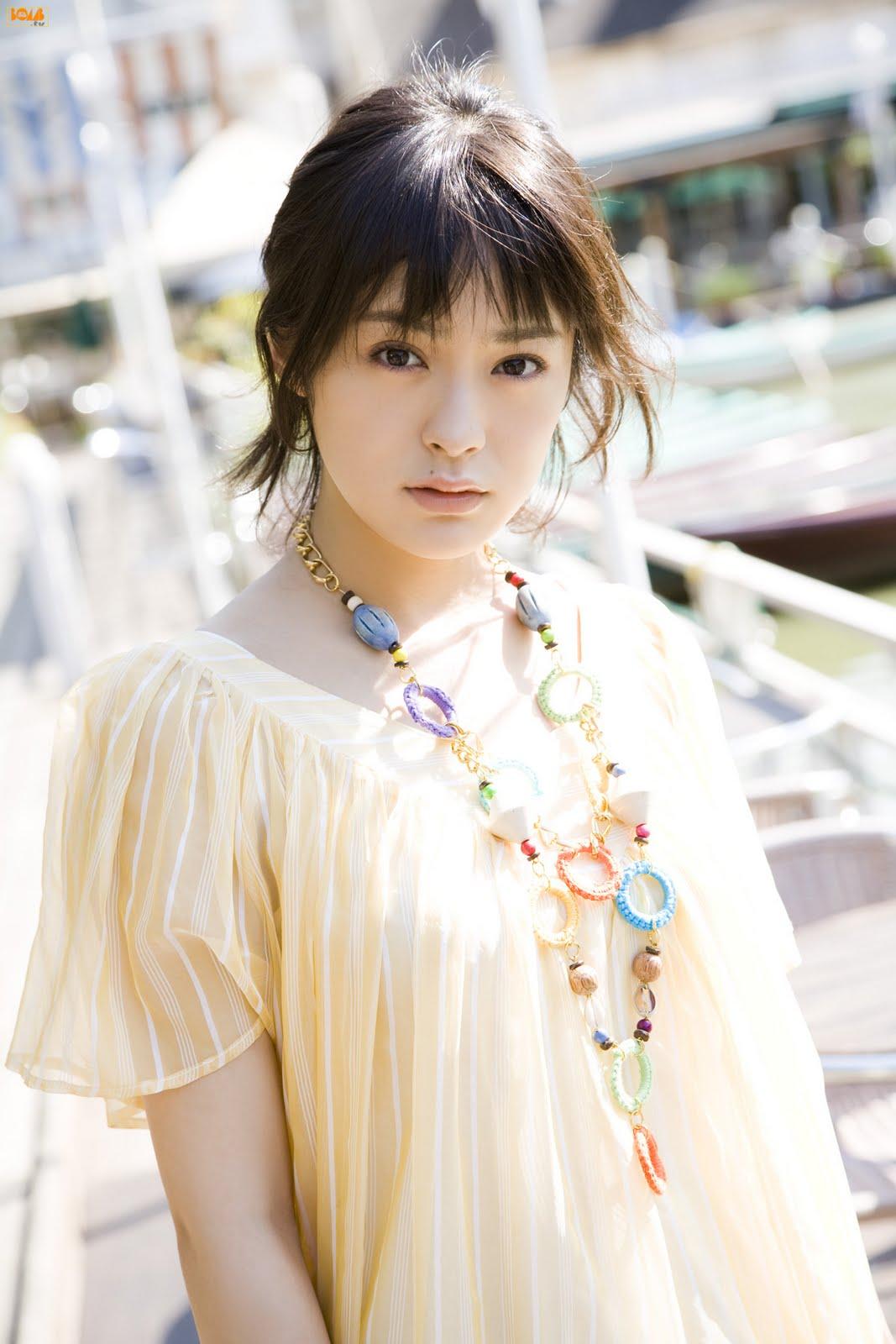 Cute Asian Girls: Japanese Actress - Shihori Kanjiya