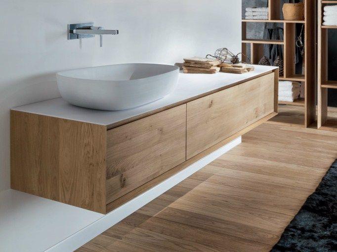 lisa liebt waschtische aus holz wohnprojekt wohnblog. Black Bedroom Furniture Sets. Home Design Ideas