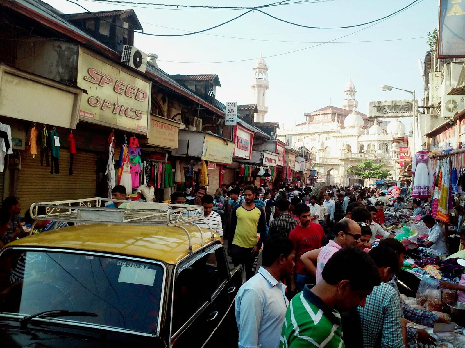 bazar mumbai