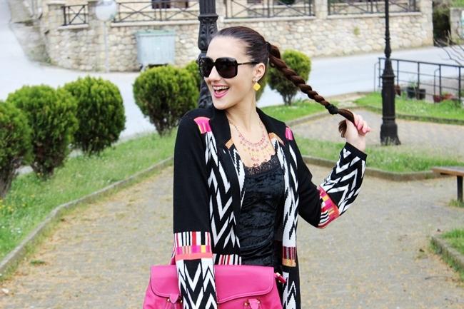 Gucci square black sunglasses