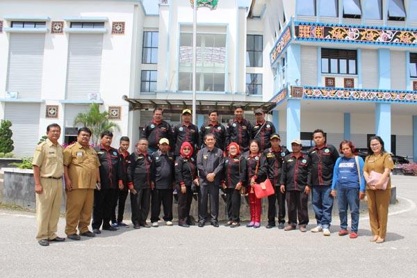 Bupati Karo Terima Audiensi Gan Kabupaten Karo