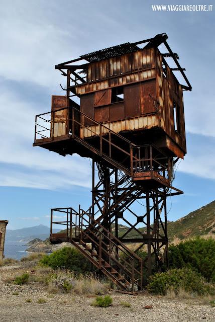 Isola d'Elba miniere di Capoliveri