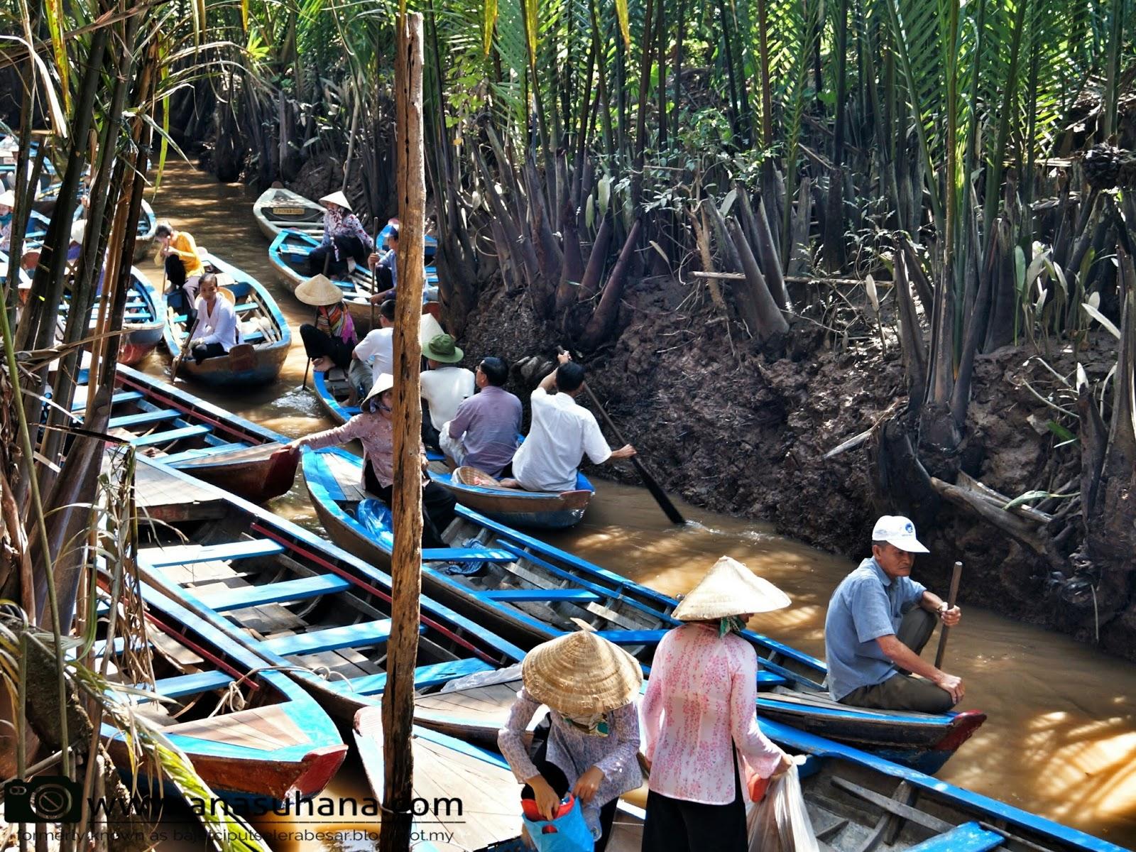 Tempat Menarik di Vietnam: Menyusuri Delta Mekong