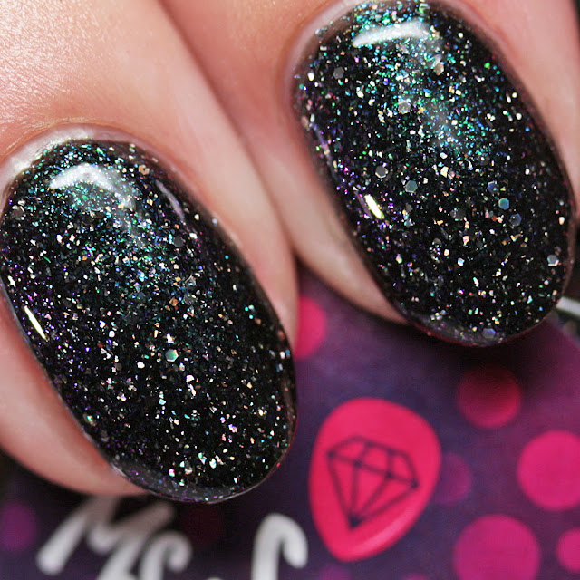 Ms. Sparkle Nail Polish Inside Insanity
