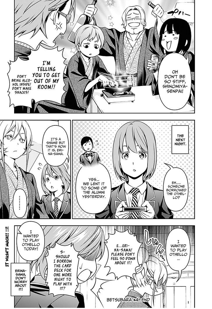 Shokugeki no Soma - Chapter 163