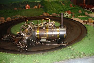 Miniatura do Mundo a Vapor - Canela - RS