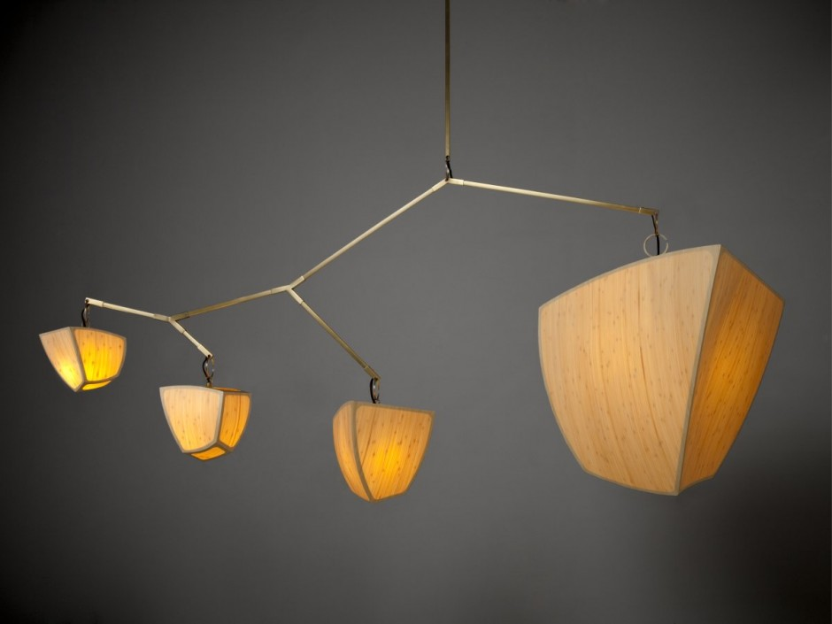 Constantin Lamp By Andrea Claire Studio Housevariety