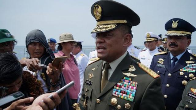 Panglima TNI Gatot Ditolak Masuk AS, Usai 39 Dokumen Rahasia CIA G30S/PKI Diungkap?