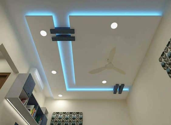 Latest Pop Design For Hall Plaster Of Paris False Ceiling Ideas Living Room 2019