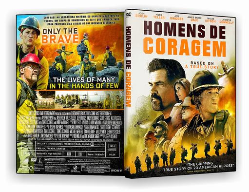 DVD-R HOMENS DE CORAGEM 2018 – AUTORADO
