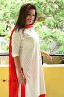 Telugu Actress Vrushali Stills in Salwar Kameez at Neelimalai Movie Pressmeet .COM 0032.JPG