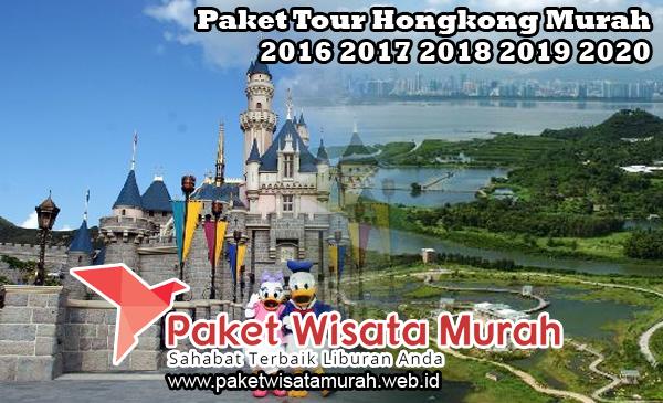 Paket Tour Hongkong Murah