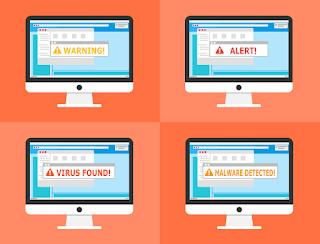 Tips jitu mencegah virus menyebar di komputer
