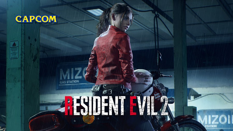 resident evil 2 remake claire redfield campaign images