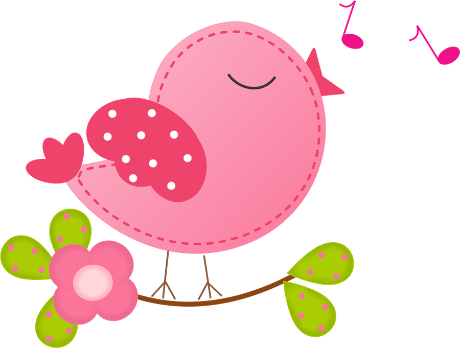 Cute Birds Clip Art. | Oh My Quinceaneras!