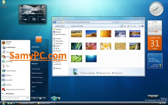 Windows 7 Ultimate Free Download Full Latest Version