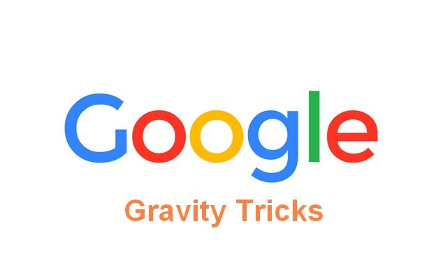 Anti Google Gravity