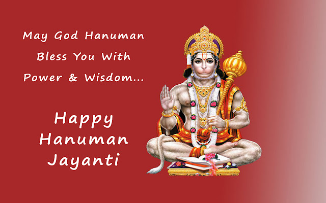 Best Lord Hanuman / Happy Hanuman Jayanti  Wallpaper