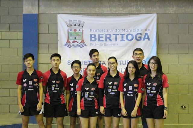 Atletas da ARTEME-ACER representaram Registro-SP na fase Regional dos Jogos da Juventude em Bertioga