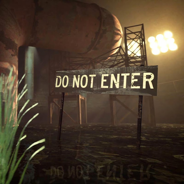 Portal Stories Mel - Menu 2 Wallpaper Engine