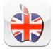 App per a IPone/Ipad. Llistat de verbs preposicionals.