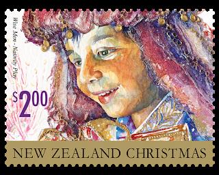 Nueva Zelanda - Navidad 2014 - Valor 2.00 NZD - Engomado