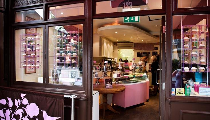 La Porte Verte London Cupcakeries