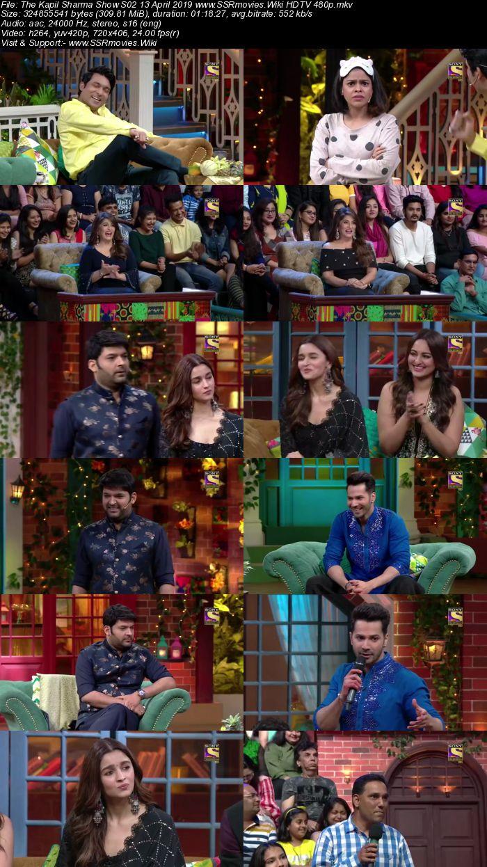 The Kapil Sharma Show S02 13 April 2019 Full Show Download