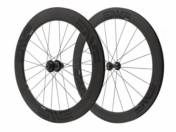 PowerTap Peaks Coaching Group Partnership ENVE Wheels