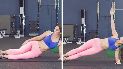 body and fitness tips ab exercises for women