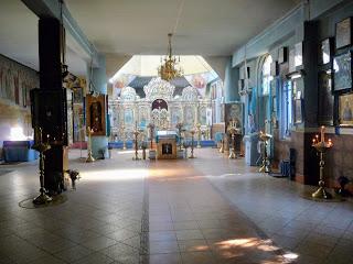 Межевая. Церковь Успения Пресвятой Богородицы