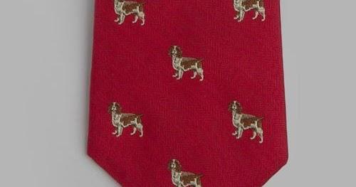 Hackett Spaniel Tie And Noble Jacket