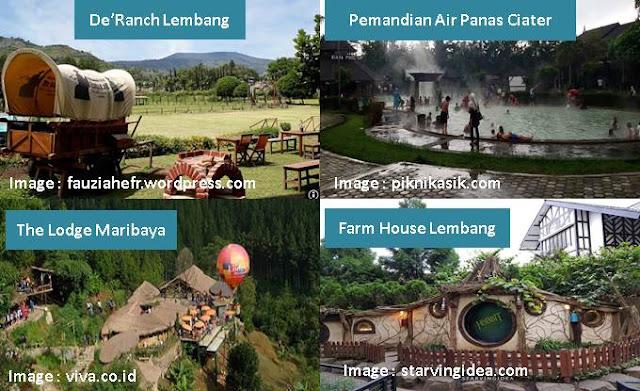 Tempat Wisata di Lembang, Bandung - Blog Mas Hendra