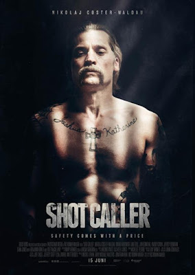 Shot Caller 2017 DVD R1 NTSC Sub