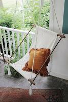 Hamacas y columpios de madera DIY