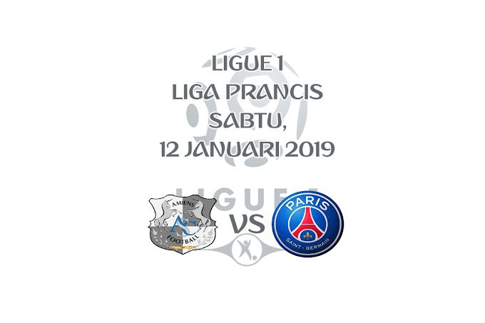 Ligue 1 Prancis 12 Januari 2019 Live Streaming