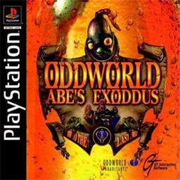 bajar oddworld abes exoddus ps1 mega