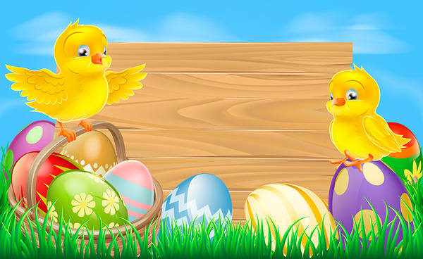 Happy Easter Background Images