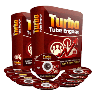 [GIVEAWAY] Turbo Tube Engage [Boost Your Viewers' Interactions]