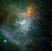 Trapezium Star Cluster