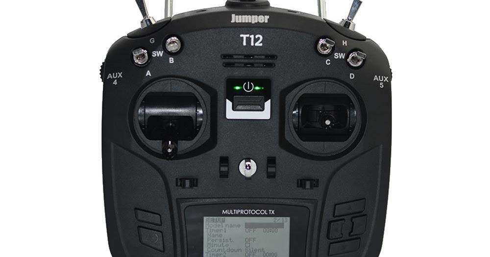 Jumper T12 Telemetry