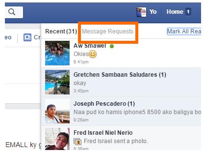 How to Find Hidden Facebook Messages - ArkanPost